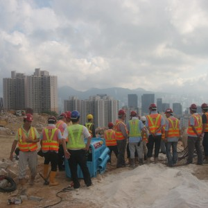 As first time using Rock Splitter, China State arranged a group of their workers to attend our product training.  It was a huge success.